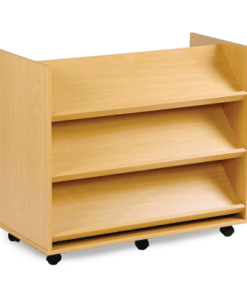 Book Display Trolley in Lagos Nigeria | Mcgankons School Furniture Store