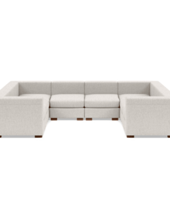 U Shaped Modular Sofa in Lagos Nigeria |