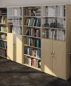Office Bookcase in Lagos Nigeria | Mcgankons School Furniture Store