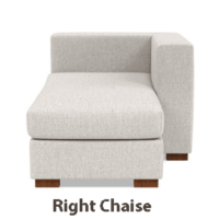 Right Chaise Modular Sofa 6