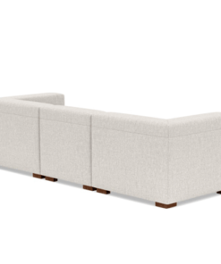 L Shaped Modular Sofa in Lagos Nigeria | back
