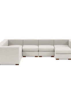 Modular Sofa with Chaise in Lagos Nigeria |