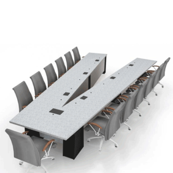 V Shaped Conference Table in Lagos Nigeria